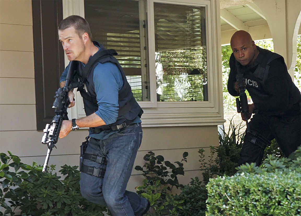 NCIS Los Angeles - Season 4 Episode 06: Rude Awakenings (Part 2)