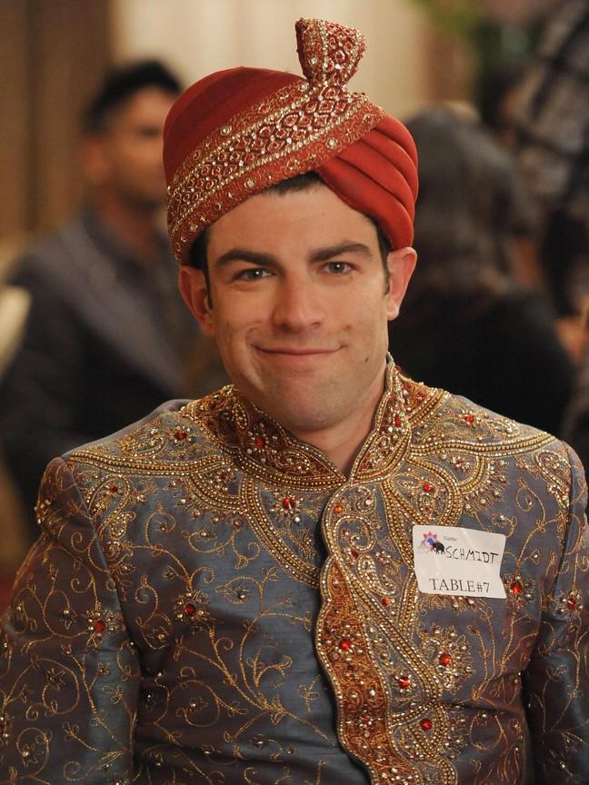 New Girl - Season 2 Episode 16: Table 34