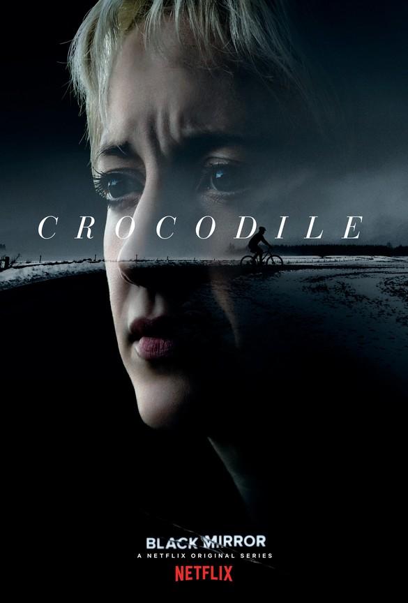 Black Mirror  - Season 4 Episode 03: Crocodile