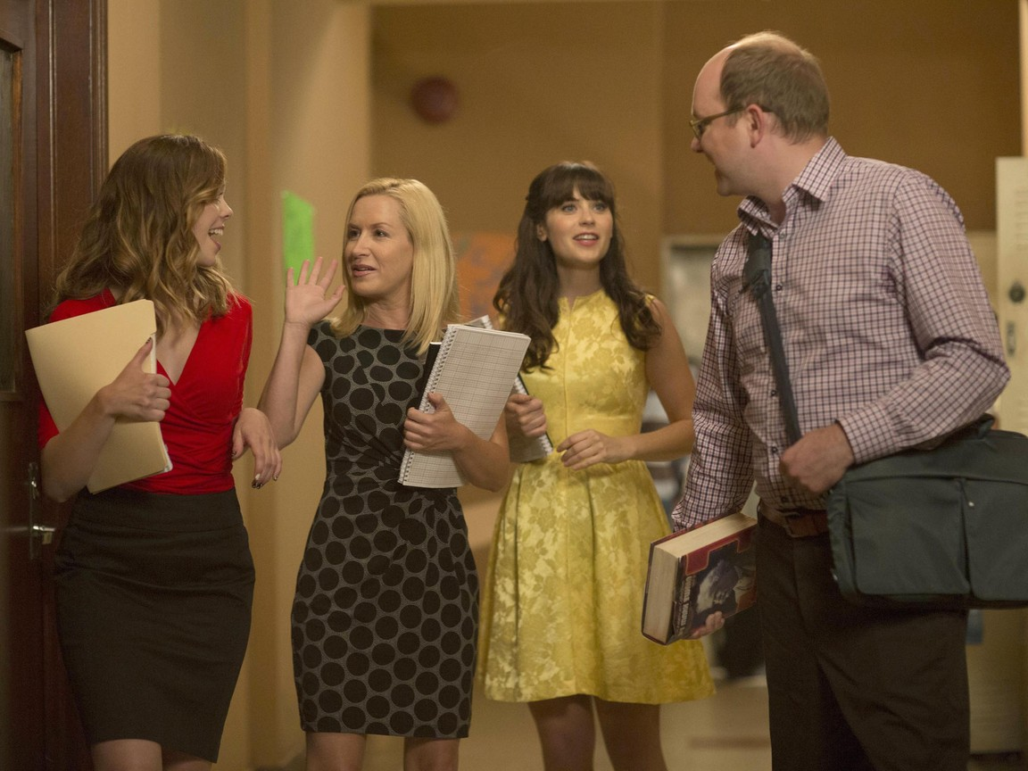 New Girl - Season 3 Episode 2: Nerd