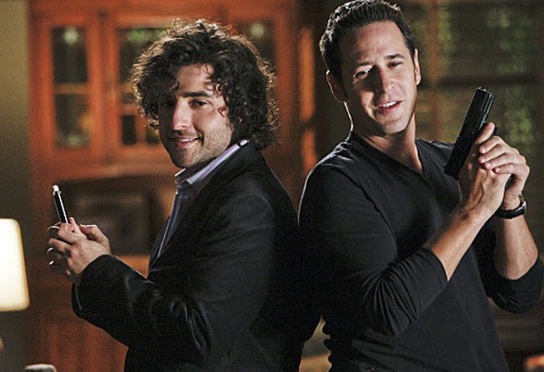 Numb3rs - Season 4 Episode 09: Graphic