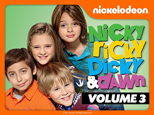 Nicky, Ricky, Dicky & Dawn - Season 3