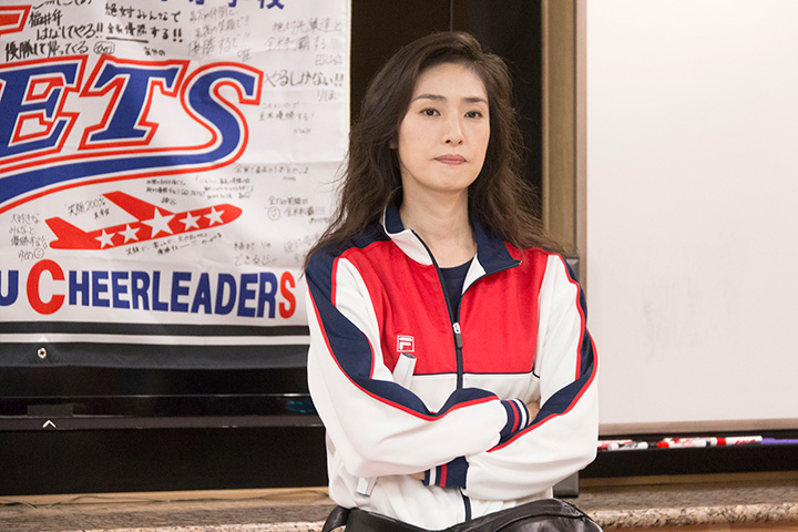 Let's Go, Jets (Chiadan: Joshi kousei ga chiadansu de zenbei seihashichatta honto no hanashi) [Audio: Japan]