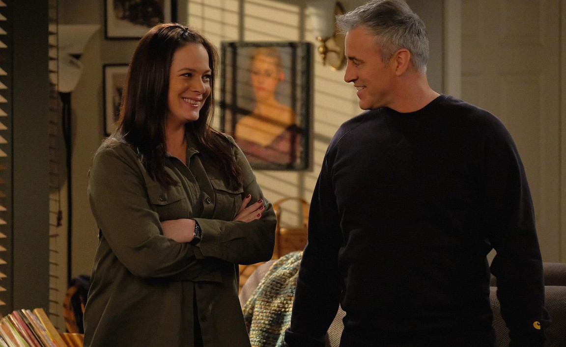 Man with a Plan- Season 2 Episode 21: Family Business