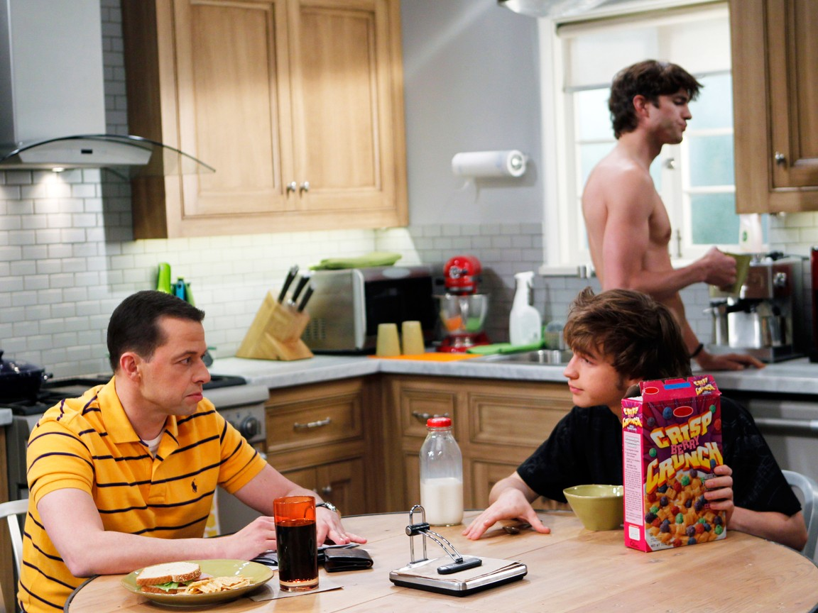 Two and a Half Men - Season 9 Episode 24: Oh Look! Al-Qaeda!