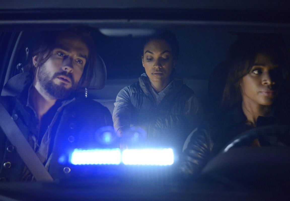 Sleepy Hollow - Season 1 Episode 11: The Vessel