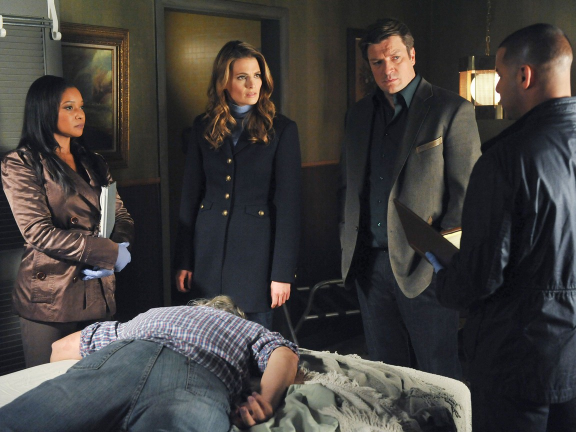 Castle - Season 4 Episode 10: Cuffed