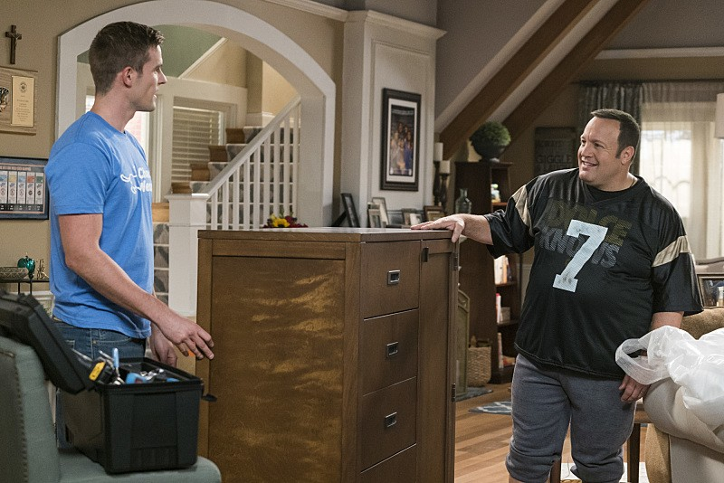 Kevin Can Wait - Season 1 Episode 03: Chore Weasel