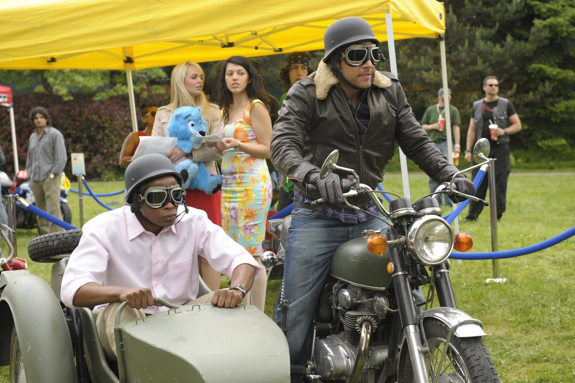 Psych - Season 3 Episode 03: Daredevils!!