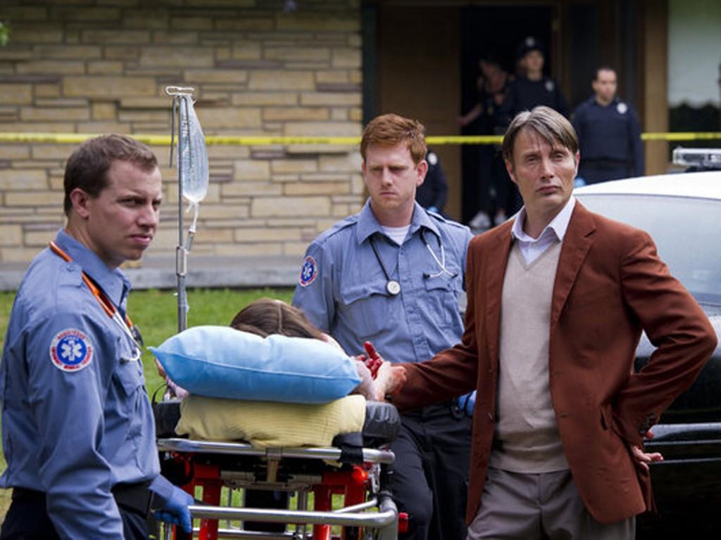 Hannibal - Season 1 Episode 01: Apéritif
