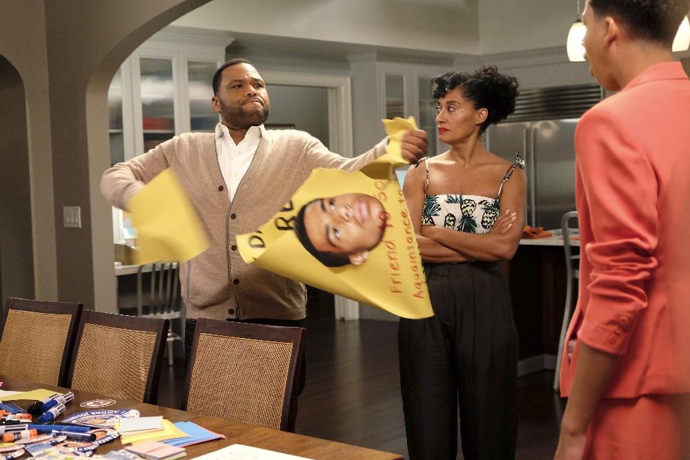 Black-ish - Season 3 Episode 03: 40 Acres and a Vote