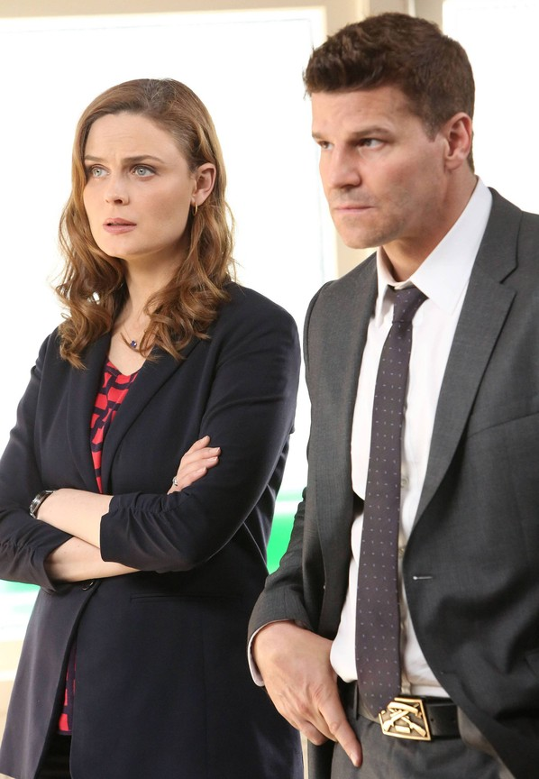 Bones - Season 9 Episode 20: The High In The Low