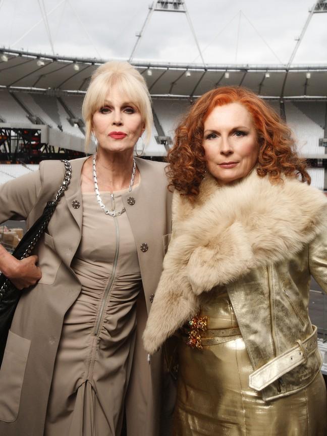 Absolutely Fabulous - Season 6 Episode 03: Olympics