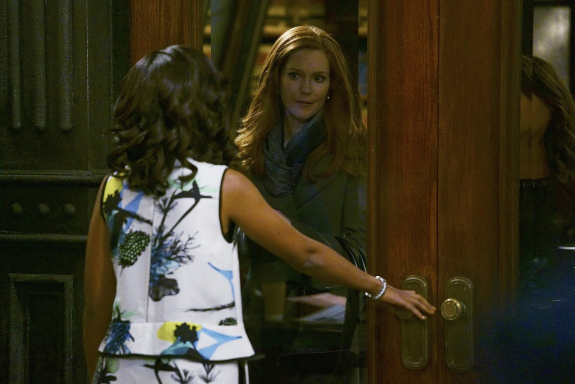 Scandal - Season 5 Episode 16: The Miseducation of Susan Ross