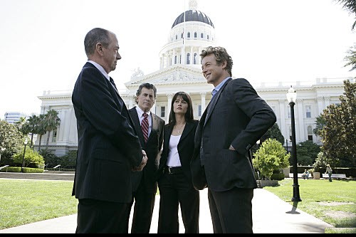 The Mentalist - Season 2 Episode 2 : The Scarlet Letter