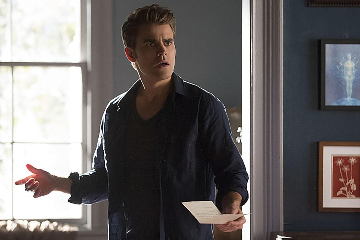 The Vampire Diaries - Season 7 Episode 04: I Carry Your Heart with Me