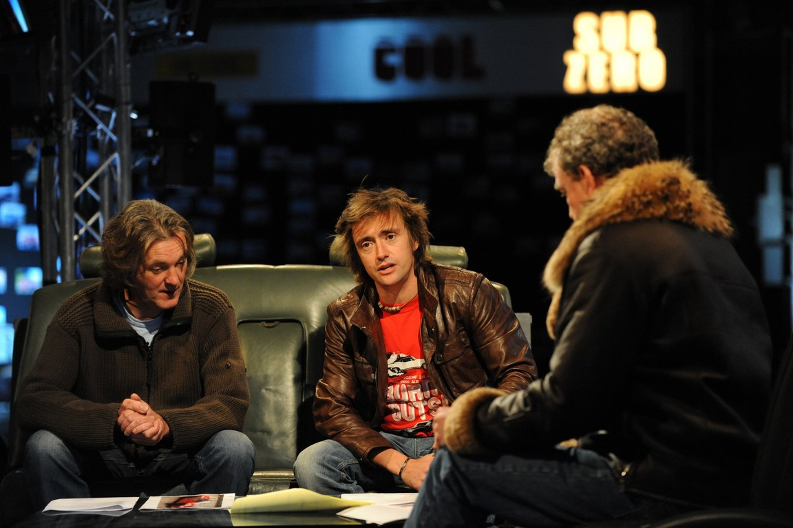 Top Gear (UK) - Season 12