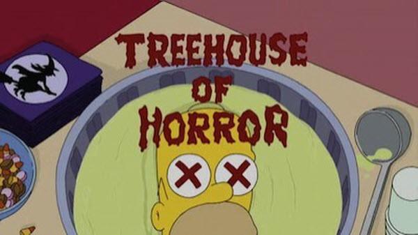 The Simpsons - Season 21 Episode 4 Treehouse of Horror XX
