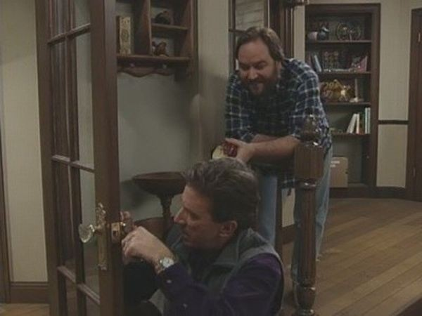 Home Improvement - Season 7 Episode 14: Tim 'The Landlord' Taylor