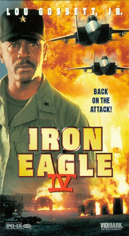 Iron Eagle 4 On the Attack