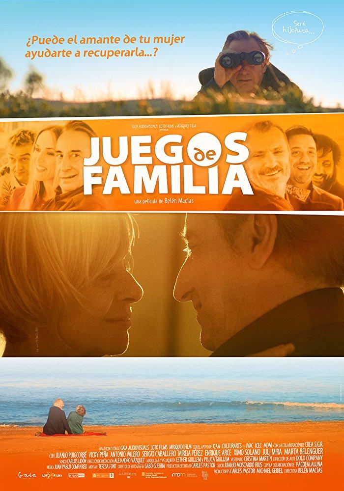Family Games (Juegos de familia) [Sub: Eng]