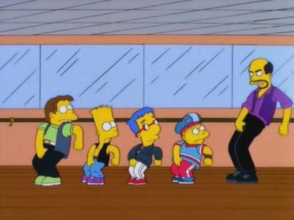 The Simpsons - Season 12