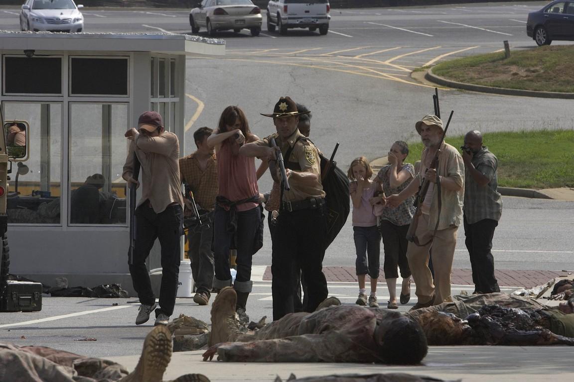 The Walking Dead - Season 1 Episode 05: Wildfire