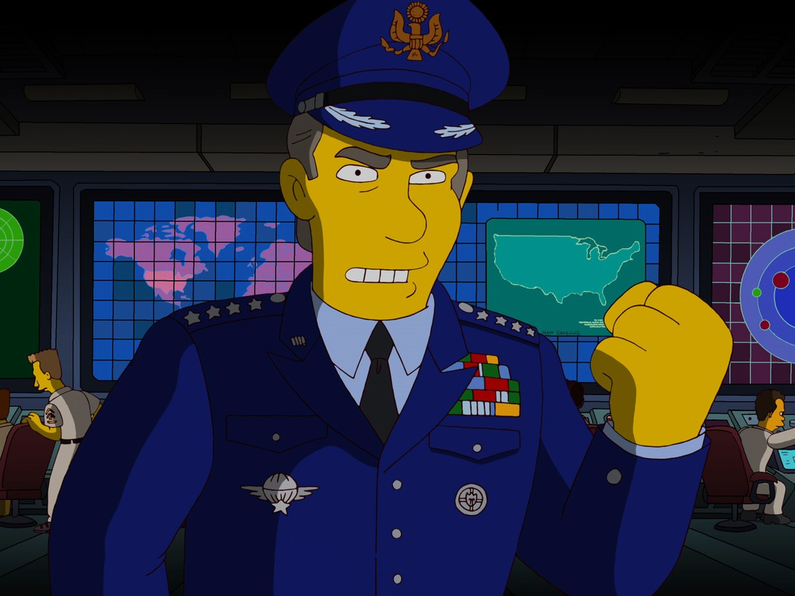 The Simpsons - Season 23 Episode 19: A Totally Fun Thing That Bart Will Never Do Again