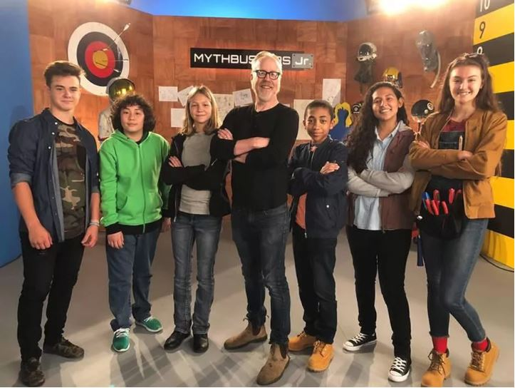 Mythbusters Jr. - Season 1