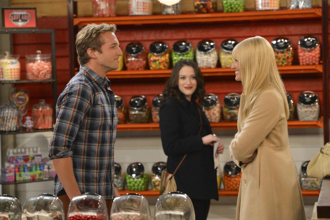 2 Broke Girls - Season 2 Episode 06: And the Candy Manwich