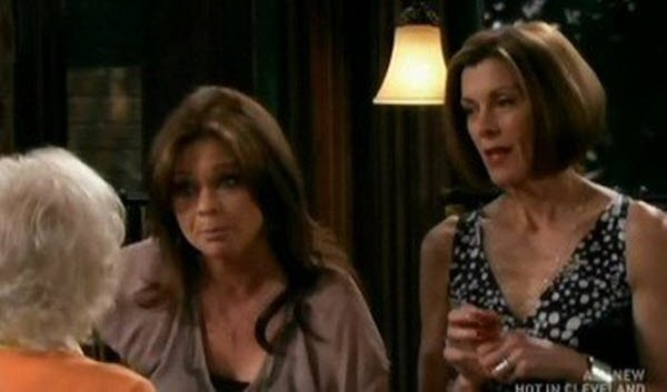 Hot in Cleveland - Season 1 Episode 03: Birthdates