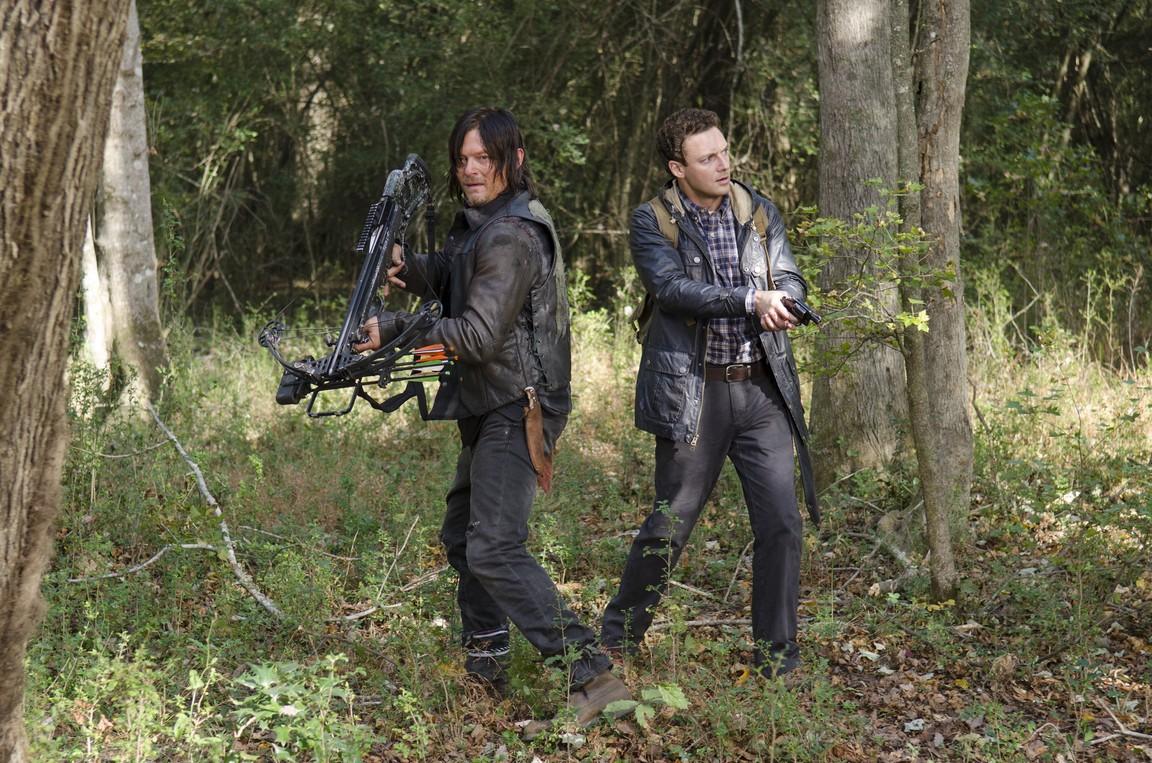 The Walking Dead - Season 5 Episode 15: Try