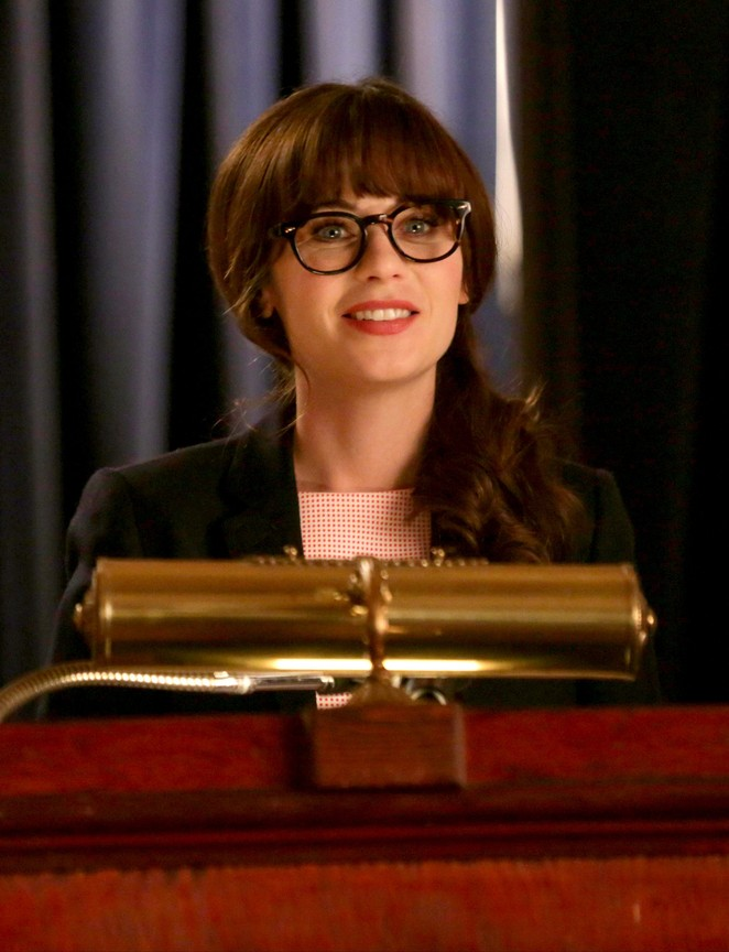 New Girl - Season 4 Episode 12: Shark