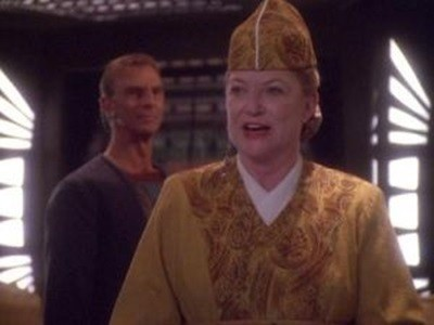 Star Trek: Deep Space Nine - Season 7 Episode 19: Strange Bedfellows