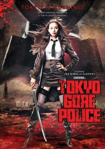 Tokyo Gore Police (Tôkyô Zankoku Keisatsu) [Sub: Eng]