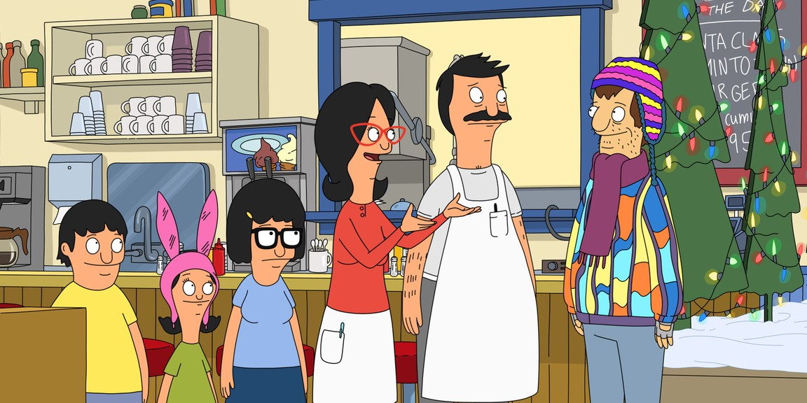 Bob's Burgers - Season 3 Episode 09: God Rest Ye Merry Gentle-Mannequins