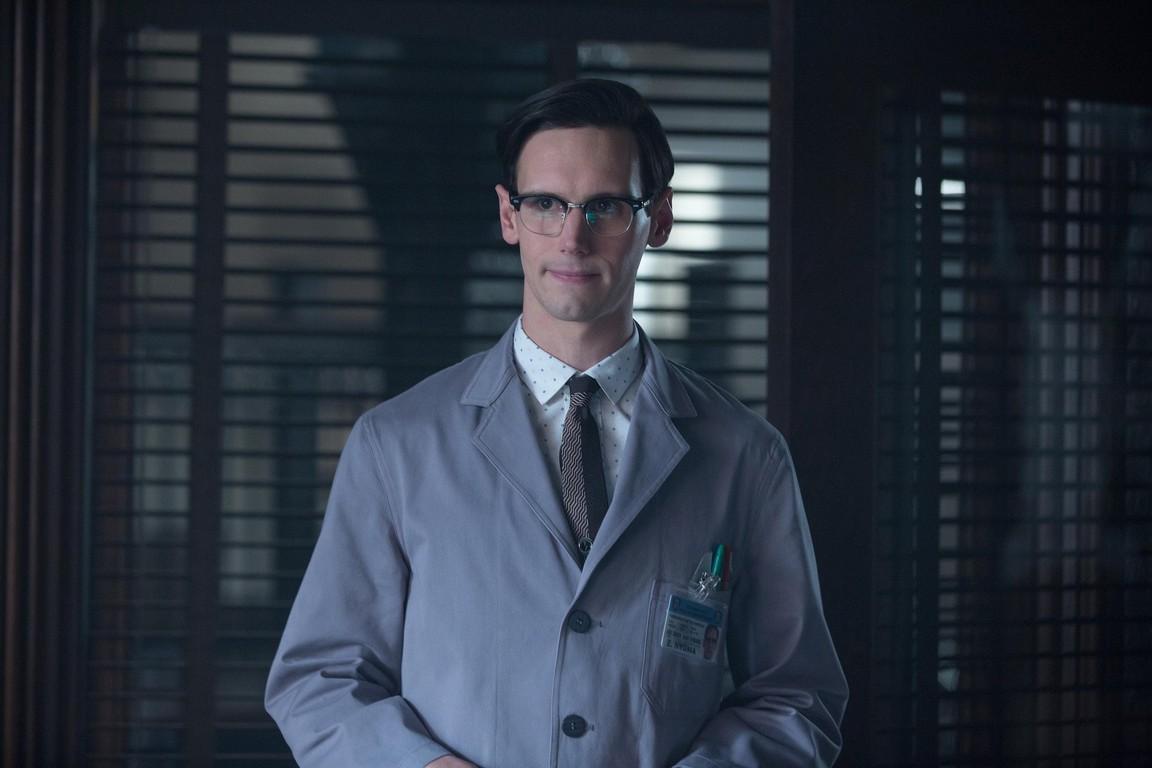 Gotham - Season 1 Episode 16:  The Blind Fortune Teller