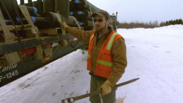 Ice Road Truckers - Season 4 Episode 10: The Ace vs. The Ice