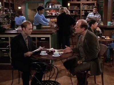 Frasier - Season 5 Episode 11: Ain't Nobody's Business If I Do