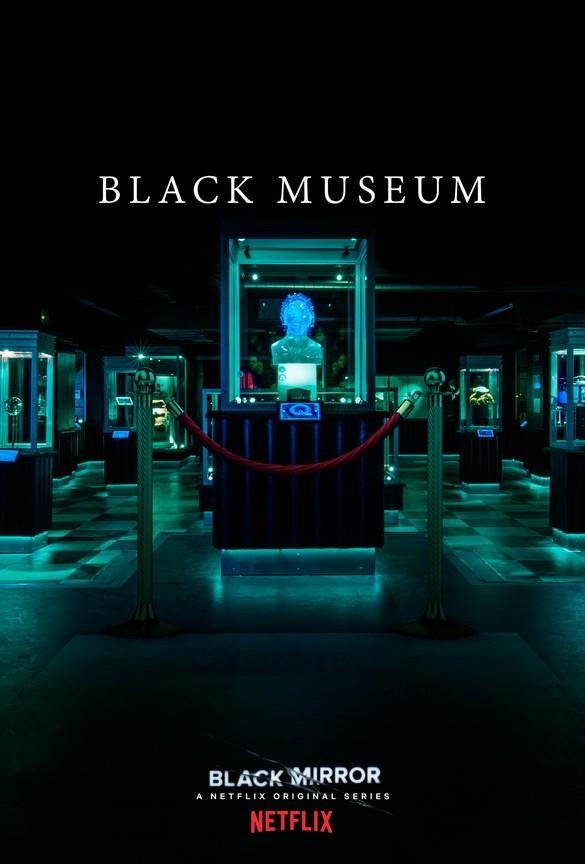 Black Mirror  - Season 4 Episode 06: Black Museum