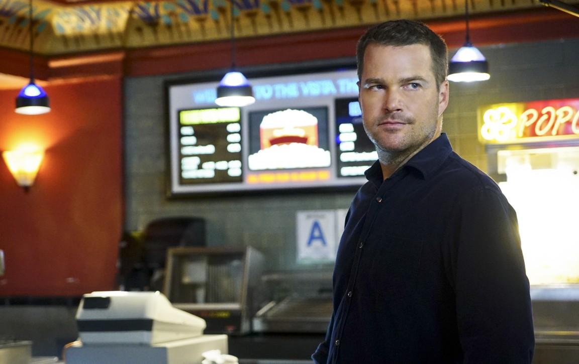 NCIS Los Angeles - Season 7 Episode 08: The Long Goodbye