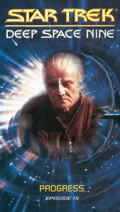 Star Trek: Deep Space Nine - Season 1 Episode 15: Progress