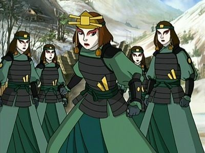 Avatar: The Last Airbender - Book 1: Water Episode 04: The Warriors of Kyoshi