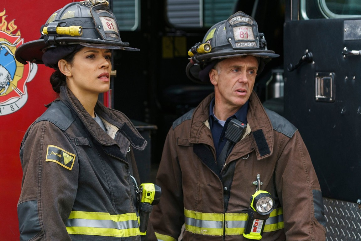 Chicago Fire - Season 5 Episode 09: Some Make It, Some Don't