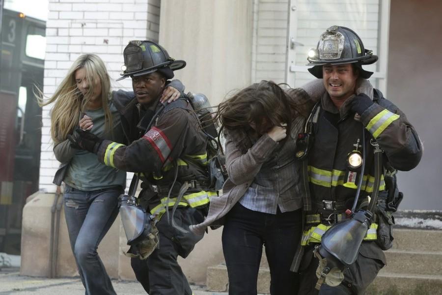 Chicago Fire - Season 3 Episode 04: Apologies are Dangerous