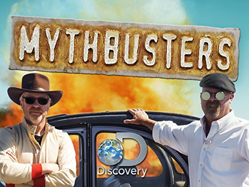MythBusters - Season 3