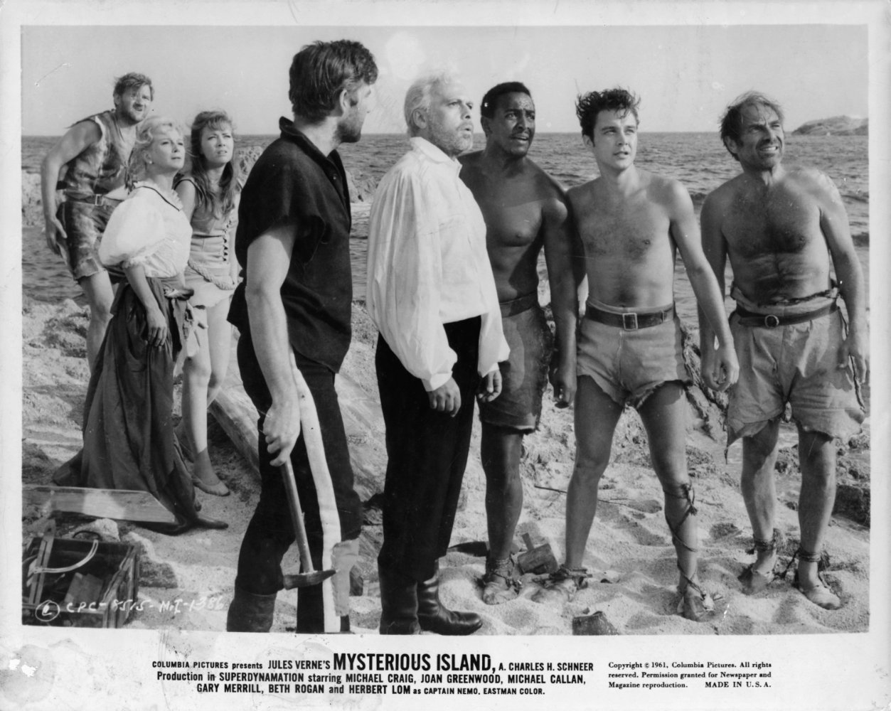Mysterious Island (1961)