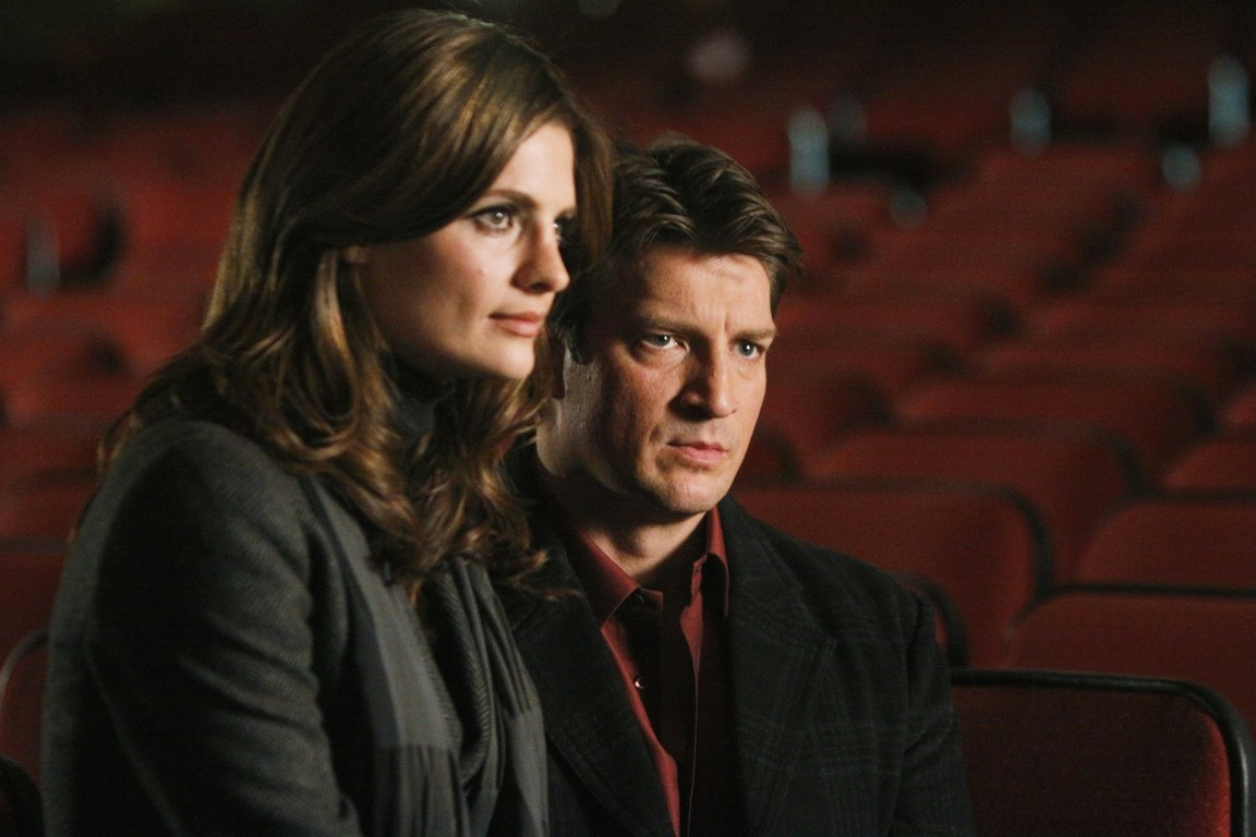 Castle - Season 3 Episode 12: Poof, You're Dead