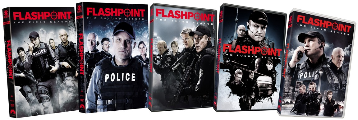 Flashpoint - Season 4 Episode 10: The Cost of Doing Business