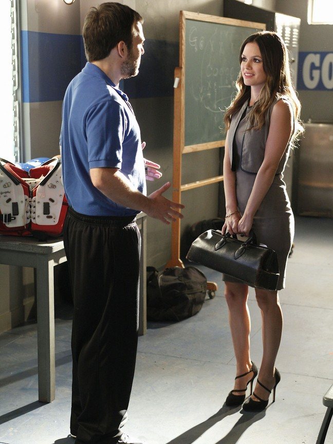 Hart of Dixie - Season 1 Episode 7: The Crush & The Crossbow